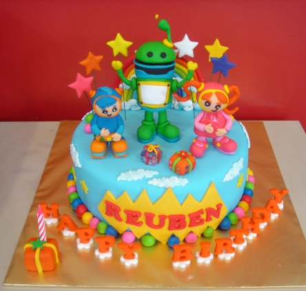 Yochana s cake delight team umizoomi