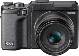 Ricoh GXR Camera System Gets Firmware Update Version 1.31
