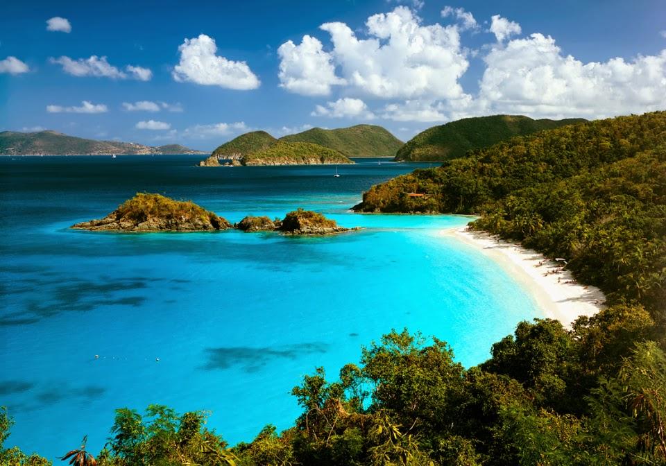 World Visits Us Virgin Islands