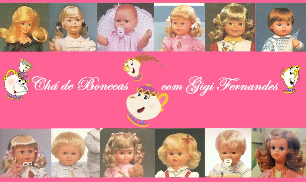 Chá de Bonecas com Gigi Fernandes