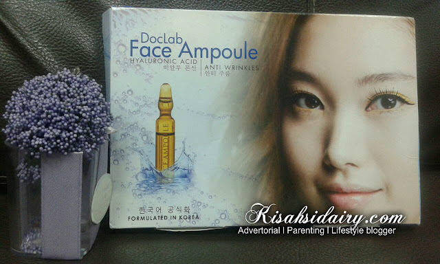 DocLab Face Ampoule Review