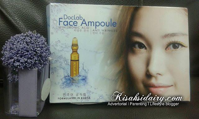 DocLab Face Ampoule Review
