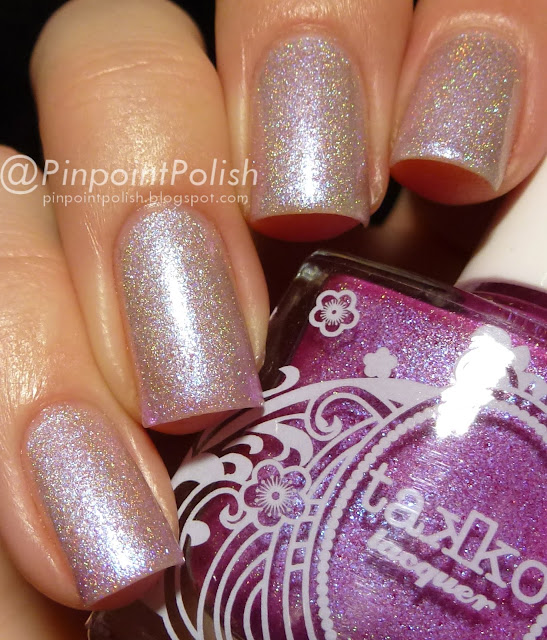 Heads Will Roll, Takko Lacquer, swatch