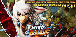 Third Blade v1.0.3 Apk Full Free Game Android Download