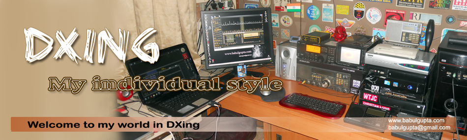 DXing - My individual style