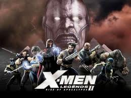 X-Men Legends 2 Rise Of Apocalypse
