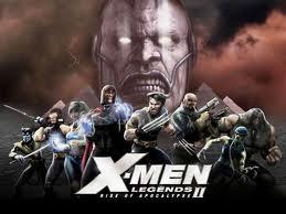 X-Men Legends 2 Rise Of Apocalypse