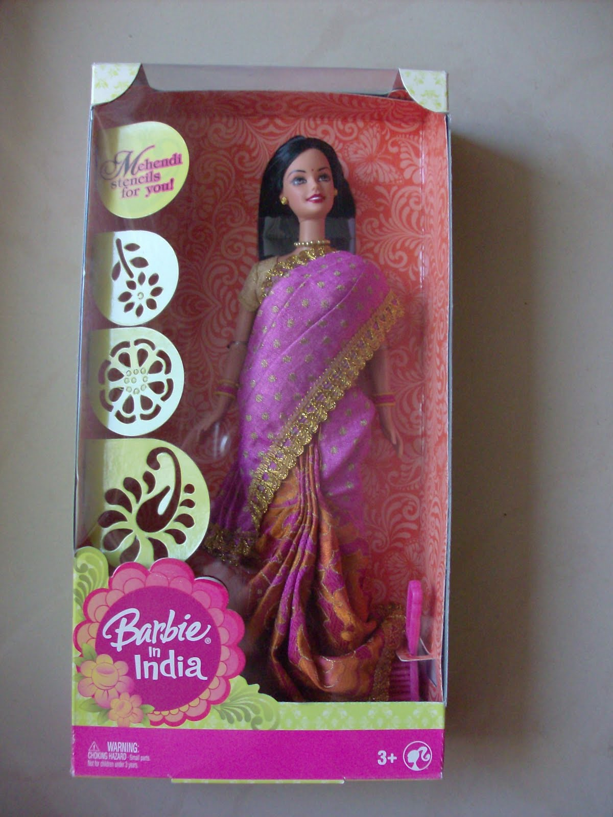 Barbie India Barbie And Kelly in India