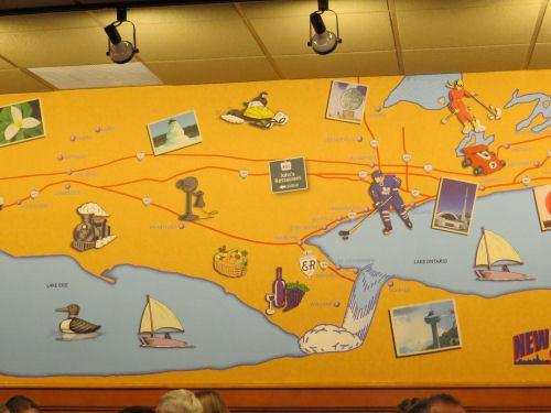 Ontario mural