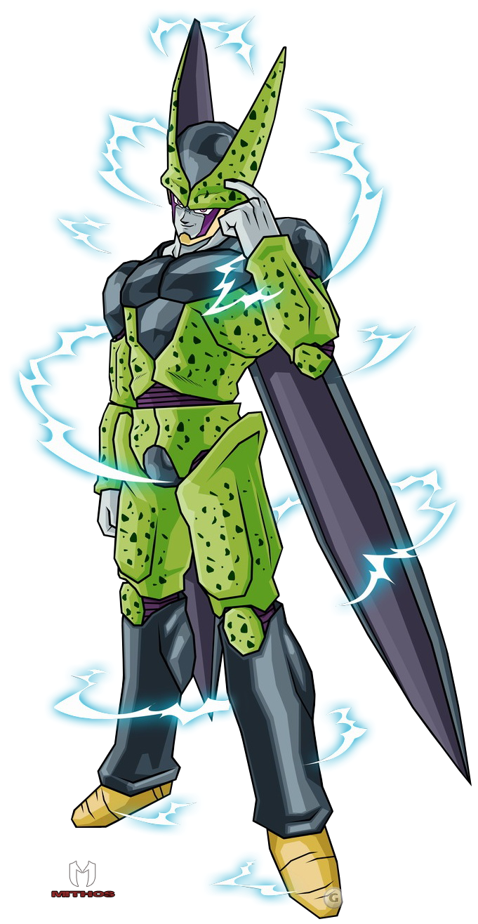 More of everything please six reasons perfect cell should be everyone 39 s dream - Super cell dbz ...