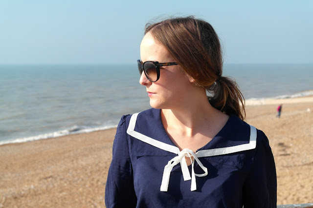 Beside the seaside with Joules by What laura did Next