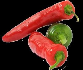 Ostry dip do mięsa i warzyw - salata hara