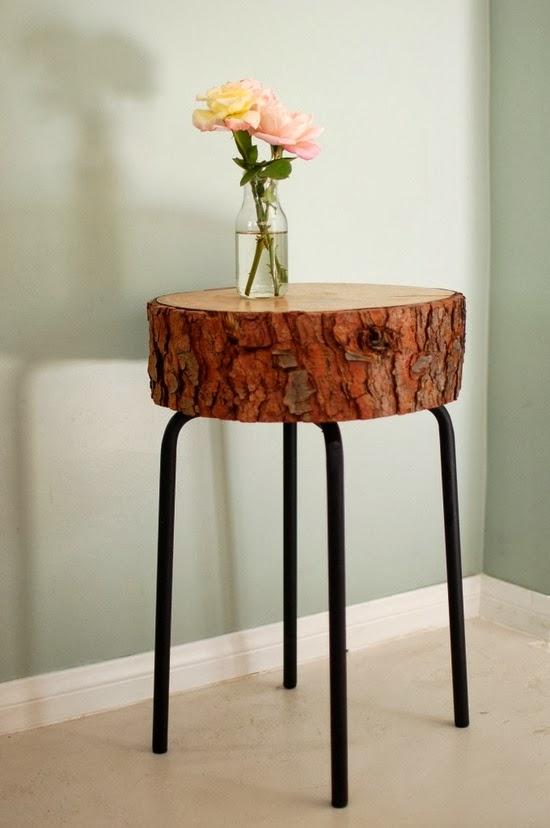deja entrar la naturaleza en tu hogar a travs de esta forma de recuperar y decorar los espacios los troncos y la decoracin con los mismos o con ramas