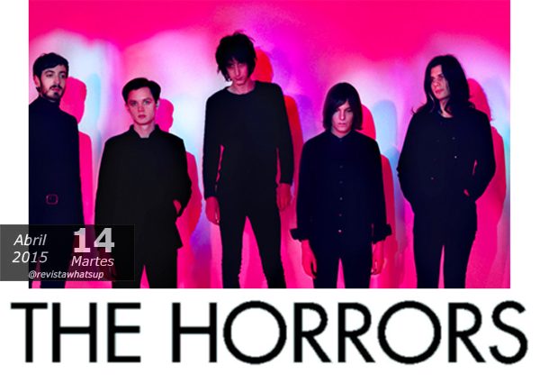 The-Horrors-Armando-Music-Hall