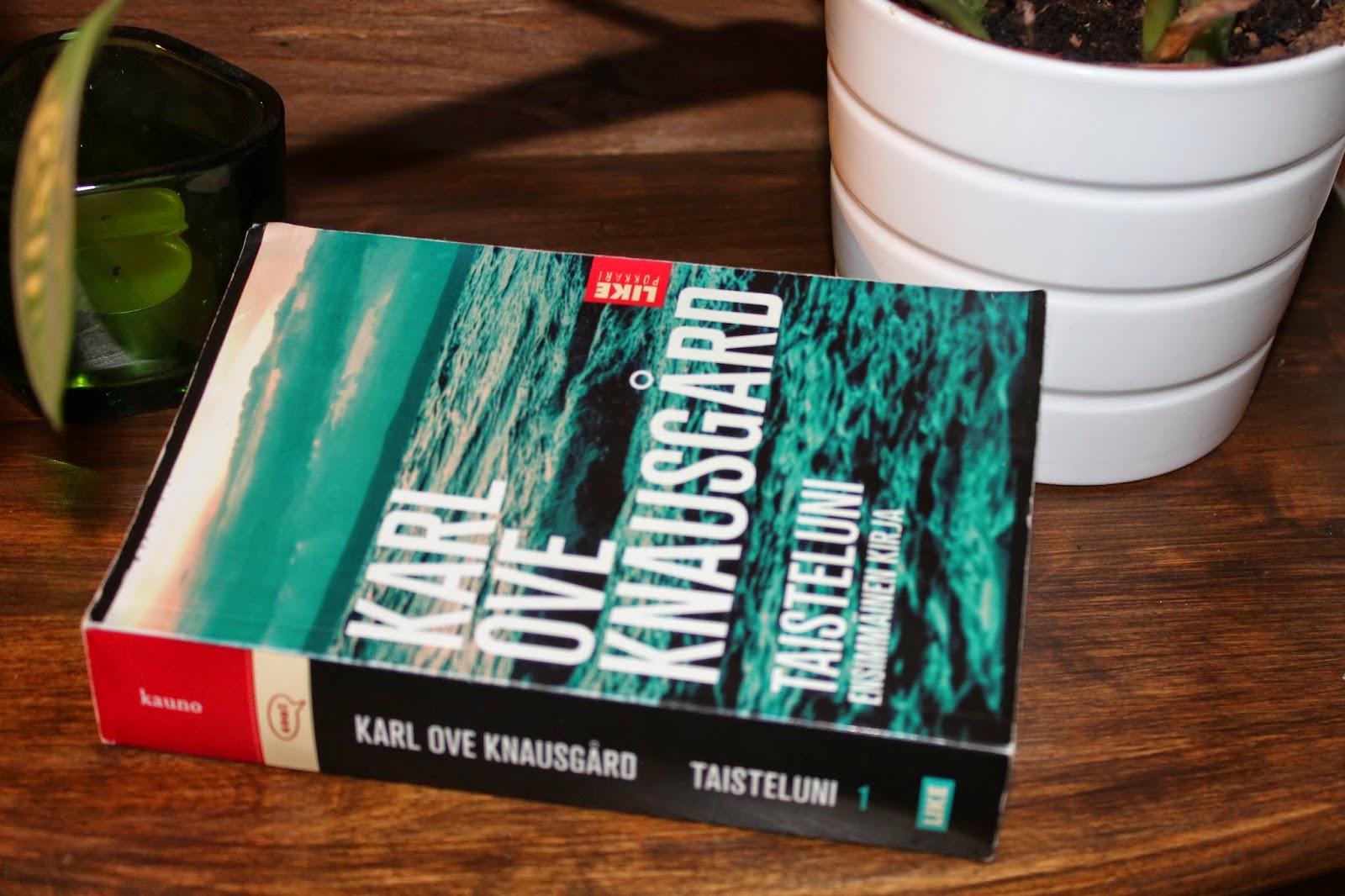 Karl Ove Knausgård Taisteluni