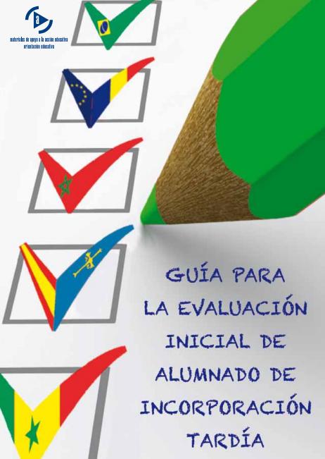 Guía para a avaliación inicial do alumnado inmigrante
