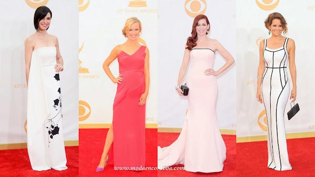 Moda y Tendencia 2013. La alfombra roja de los Emmy 2013