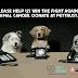 Videoclip: Τα σκυλιά τραγουδάνε για τον καρκίνο