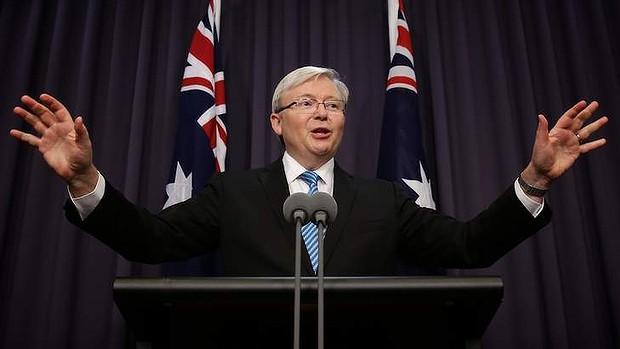 PM Rudd Telepon Presiden SBY Terkait Konflik Suriah