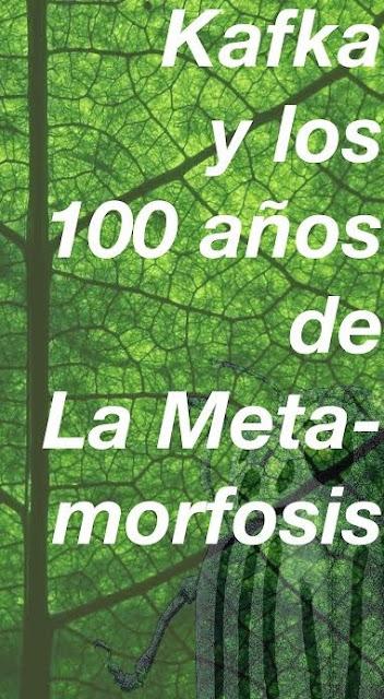 La metamorfosis de Franz Kafka en el Centro Cultural Elena Garro