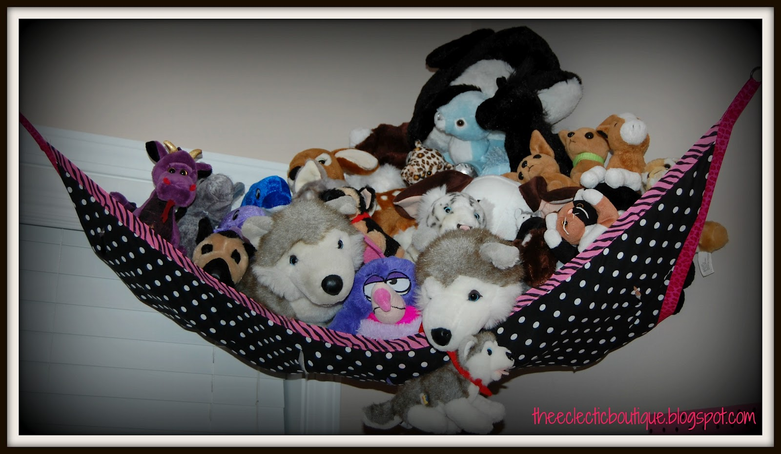 stuffed animal hammock the eclectic boutique  stuffed animal hammock  rh   theeclecticboutique blogspot