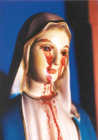 Đức Mẹ khóc 700 lần tại Naju