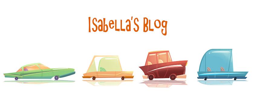 Isabella's Blog