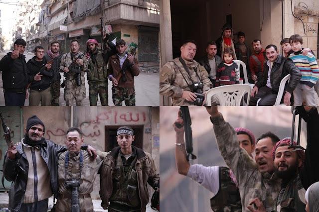 Fujimoto, rakyat Jepun Yang Prihatin di Syria