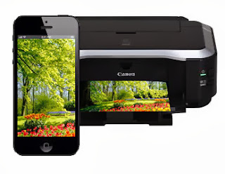 The Wireless iPhone Printer