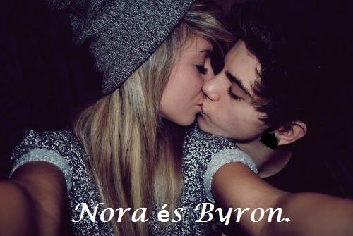Nora és Byron