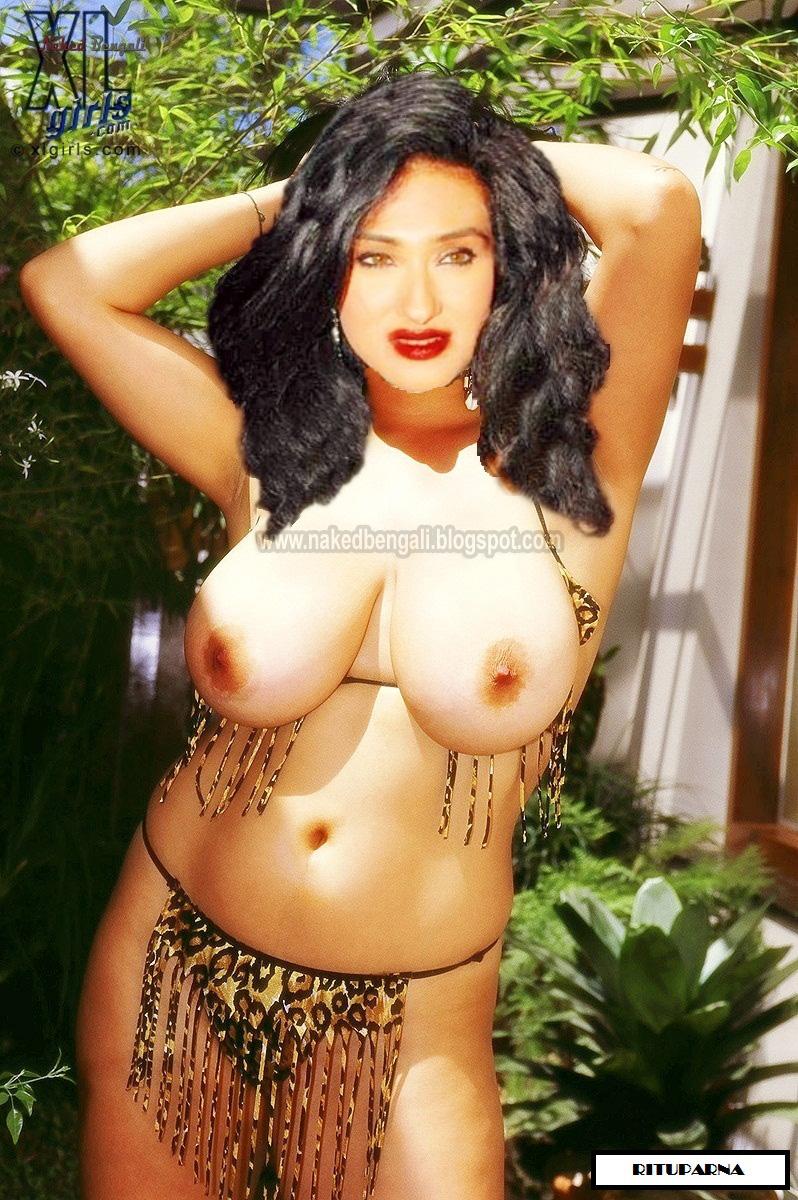 Rituparna Sengupta Nude