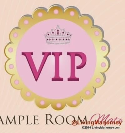 VIP #SampleRoom