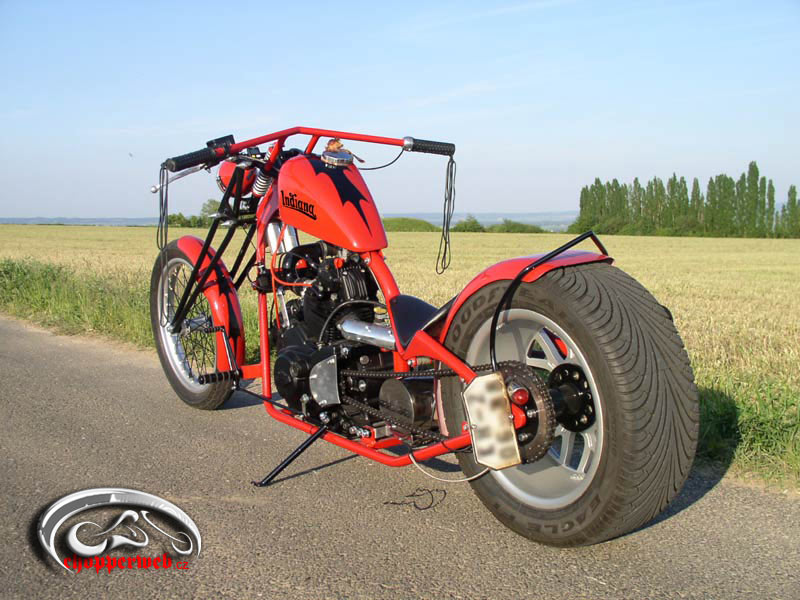 Cafe Racer S... Ducati Indiana 650 Parts