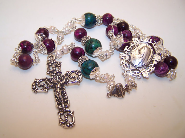 No. 114.  Chaplet Of The Immaculate Conception