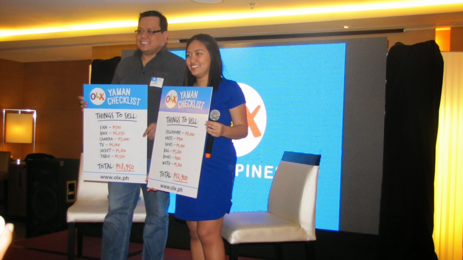 FTW! Blog, OLX, Cebu Media Launch, Press Release, OLX.ph