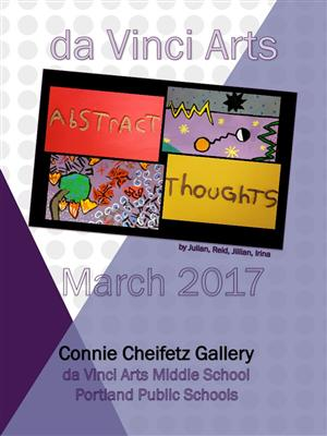 March in our Connie Cheifetz Gallery