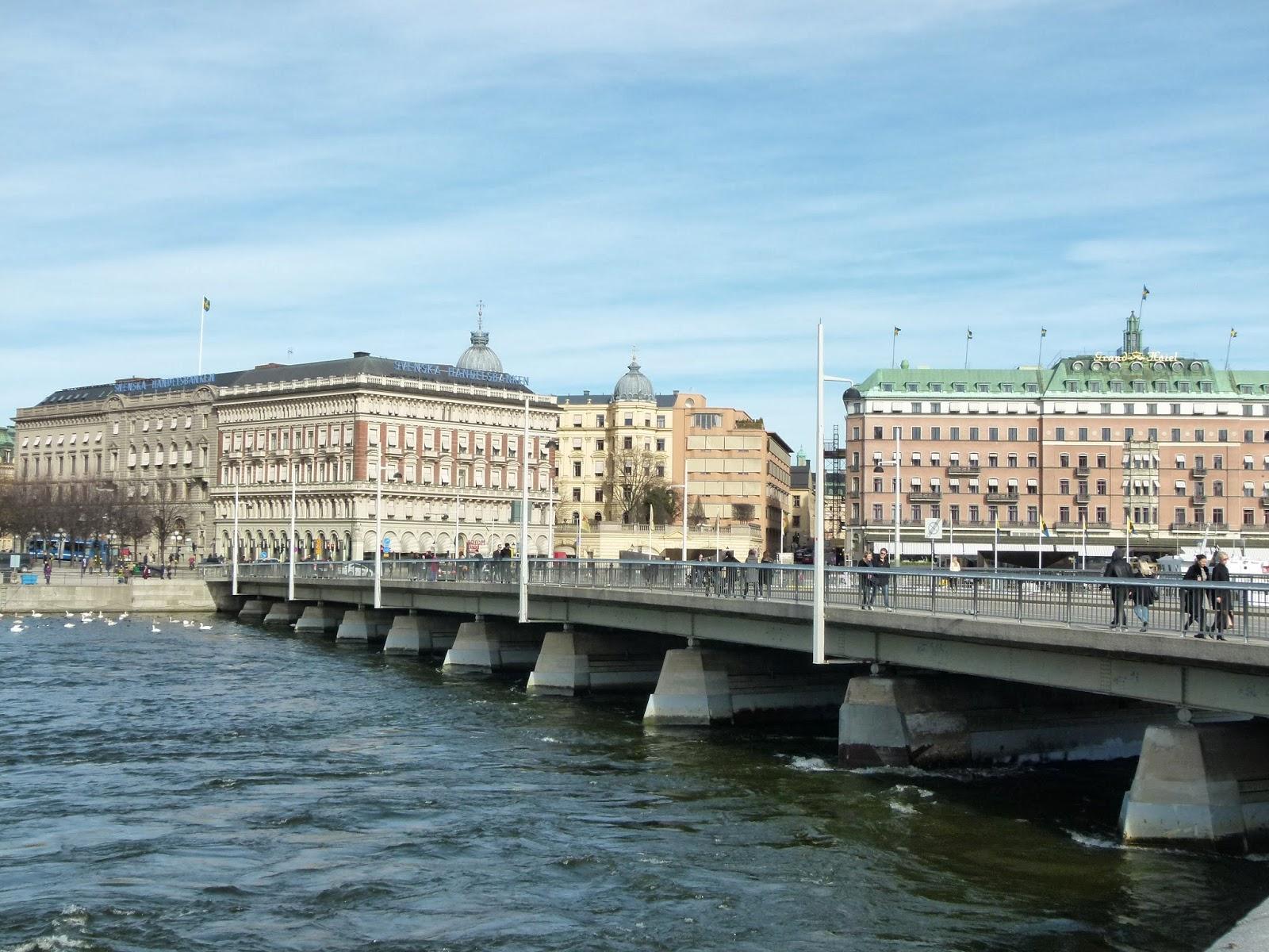 Helgeandsholmen Stockholm