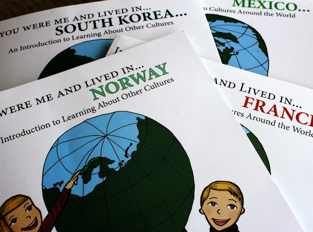 Because I'm Me, If You Were Me and Lived In ... Book Review, nice beginnning world cultures and geography series for preschoolers and early elementary kids