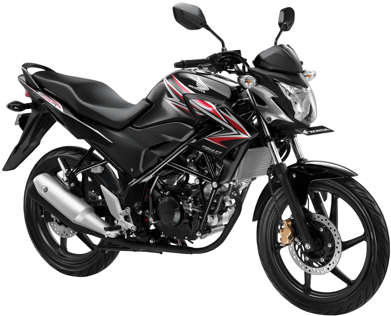 Honda CB150R StreetFire comes in 4 colors :