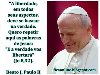 Cristo Minha Certeza Frases Do Beato João Paulo Ii