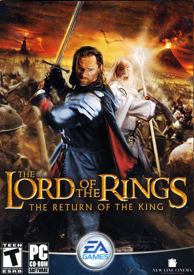 lord of the rings computer game free