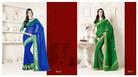 Bollywood-Saree-Style