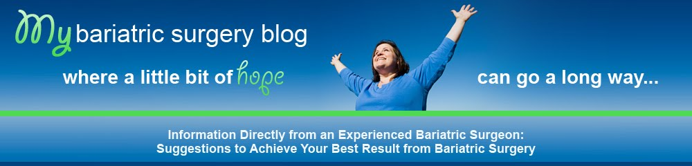 Bariatric Surgery Blog