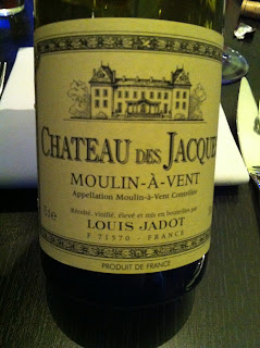 Louis Jadot winery, Moulin à vent, Beaujolais