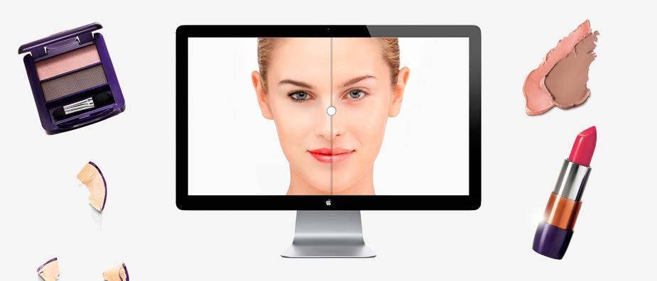 Estudio Virtual / Maquillaje