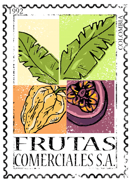 Frutas Comerciales