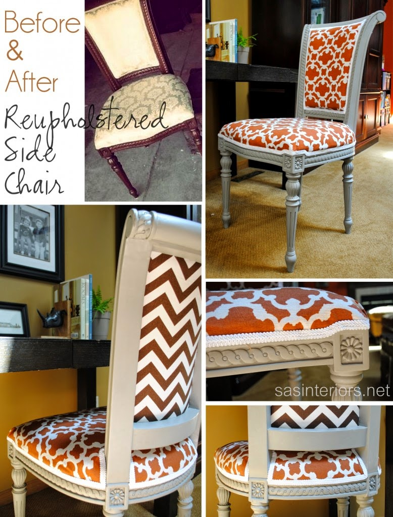 Do It Yourself Home Decor   Reupholstering Your Furniture