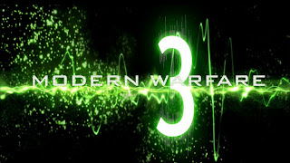 Call of Duty Modern Warfare 3 Logo HD Wallpaper