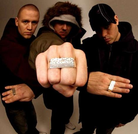 Australia's hip hop band Hilltop Hoods have just released their new album
