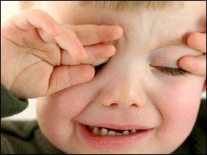 بكاء الأطفال ينبئ بسلوك سيىء